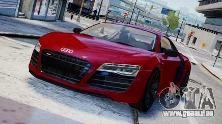 Audi R8 V10 Plus 2014 v1.0 für GTA 4