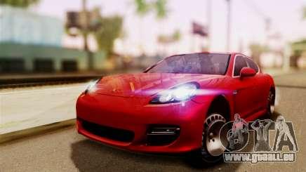 Porsche Panamera für GTA San Andreas