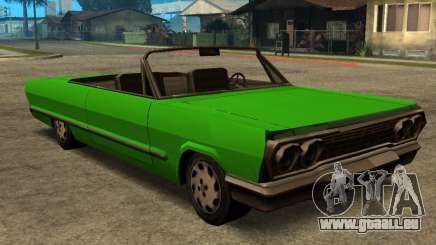 Beta Savanna pour GTA San Andreas