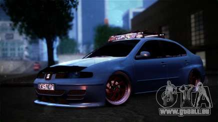 Seat Toledo Stance 2002 pour GTA San Andreas