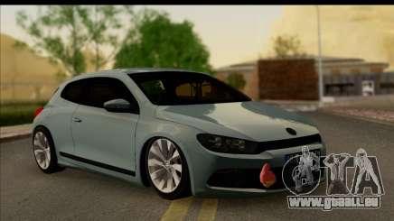 Volkswagen Scirocco pour GTA San Andreas
