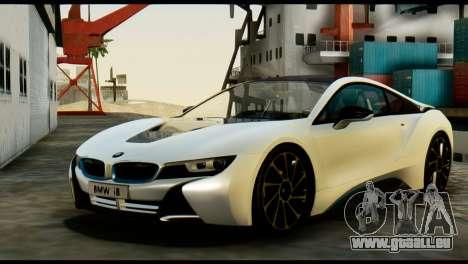 BMW I8 2013 pour GTA San Andreas