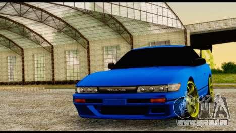 Nissan Silvia S13 Sileighty Drift Moster für GTA San Andreas