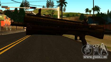 UTAS UTS-15 from Battlefield 4 pour GTA San Andreas