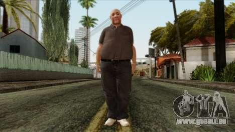 GTA 4 Skin 61 pour GTA San Andreas