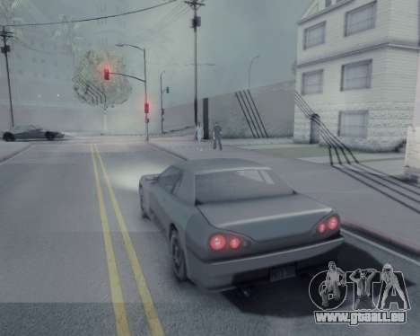Grafik-Mod v5.0 для GTA San Andreas für GTA San Andreas her Screenshot