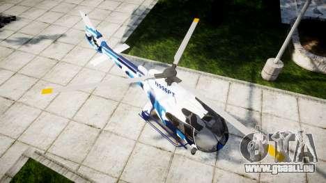Eurocopter EC130B4 pour GTA 4 est un droit