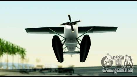 Beta Skimmer für GTA San Andreas Innenansicht