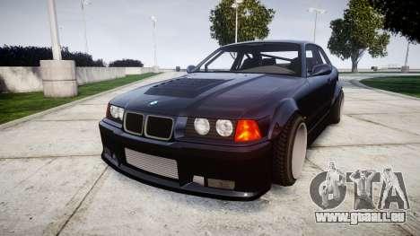 BMW E36 M3 Duck Edition pour GTA 4