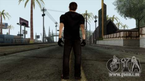 GTA 4 Skin 27 pour GTA San Andreas deuxième écran