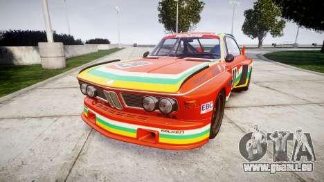 BMW 3.0 CSL Group4 [28] pour GTA 4