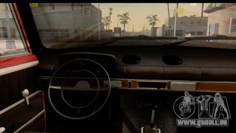 VAZ 2101 Zhiguli pour GTA San Andreas vue de droite