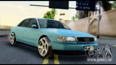 Audi A8 2002 pour GTA San Andreas