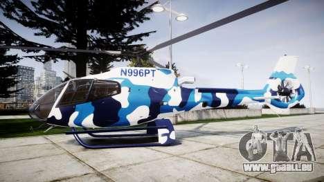 Eurocopter EC130B4 pour GTA 4 est une gauche
