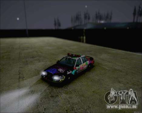 Ford Crown Victoria Ghetto Style pour GTA San Andreas