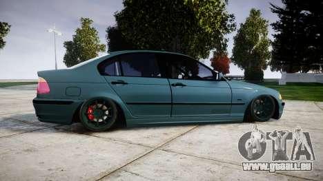 BMW E46 M3 2000 pour GTA 4