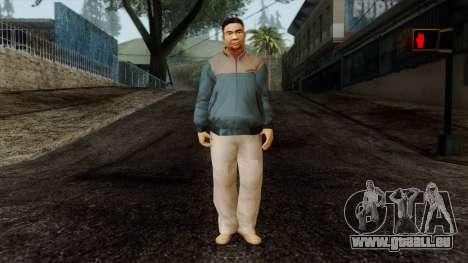 GTA 4 Skin 47 pour GTA San Andreas