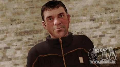 GTA 4 Skin 87 pour GTA San Andreas troisième écran