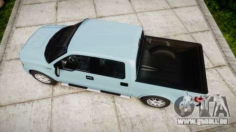 Ford Lobo 2012 pour GTA 4 est un droit