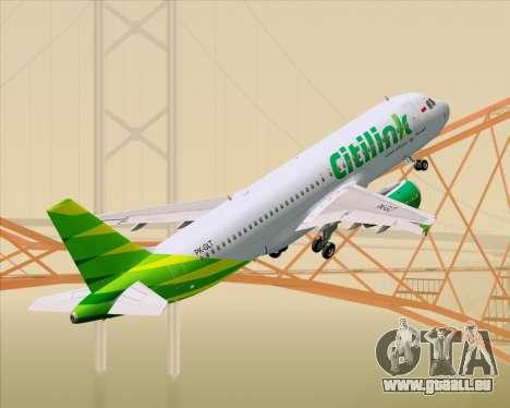 Airbus A320-200 Citilink für GTA San Andreas