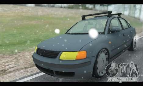 VW Passat pour GTA San Andreas