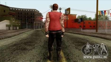 GTA 4 Skin 41 pour GTA San Andreas deuxième écran