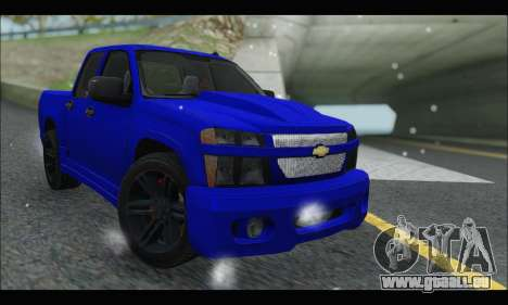 Chevrolet Colorado Codered 2004 für GTA San Andreas