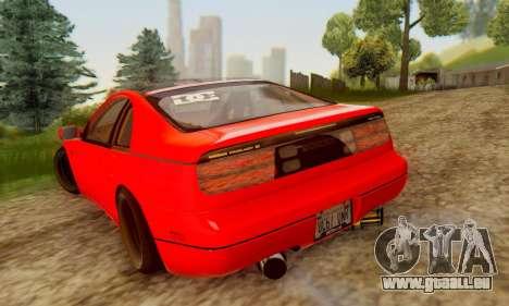 Nissan 300XZ The Rolling pour GTA San Andreas laissé vue
