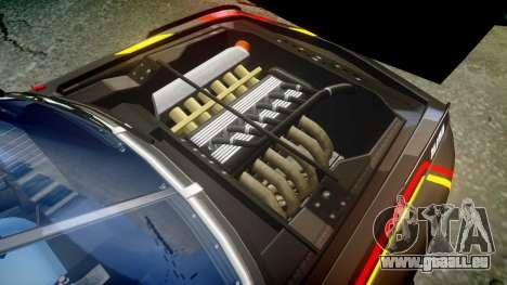 BMW 3.0 CSL Group4 [29] pour GTA 4 Vue arrière