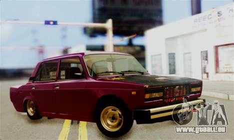 VAZ 2105 Combat Classic für GTA San Andreas