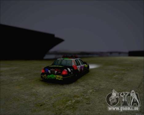Ford Crown Victoria Ghetto Style für GTA San Andreas linke Ansicht