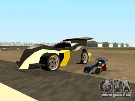 RC Bandit (Automotive) pour GTA San Andreas salon