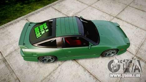 Nissan 240SX StreetStyle pour GTA 4 est un droit