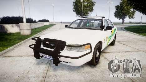 Ford Crown Victoria Martin County Sheriff [ELS] für GTA 4