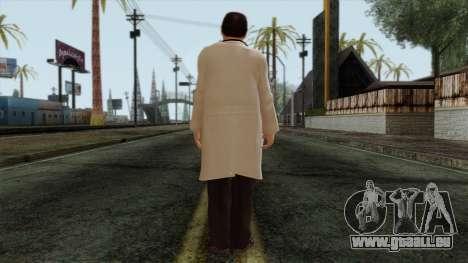 GTA 4 Skin 82 pour GTA San Andreas deuxième écran