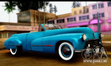 Oldsmobile 98 1947 für GTA San Andreas