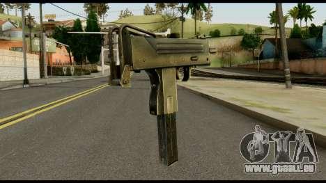 Ingram from Max Payne für GTA San Andreas zweiten Screenshot