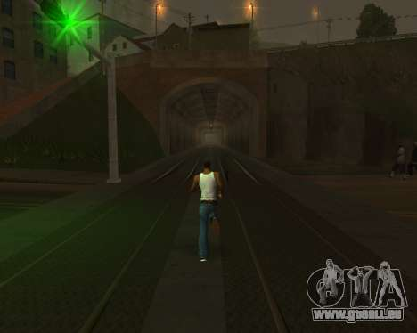 Colormod Dark Low für GTA San Andreas zwölften Screenshot