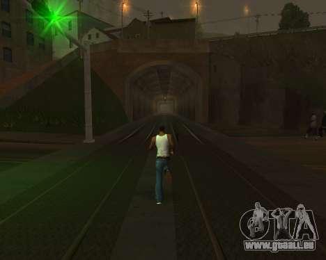 Colormod Dark Low pour GTA San Andreas douzième écran