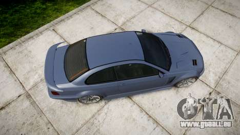 Ubermacht Sentinel Turbo für GTA 4 rechte Ansicht