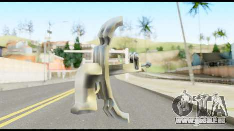 Fear Wilhelm Tell from Metal Gear Solid für GTA San Andreas