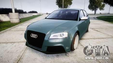 Audi RS3 Stanced pour GTA 4
