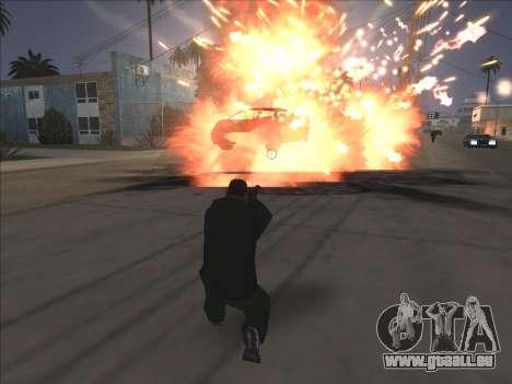 Agréable ColorMod pour GTA San Andreas huitième écran