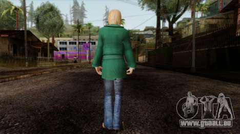 GTA 4 Skin 35 pour GTA San Andreas deuxième écran