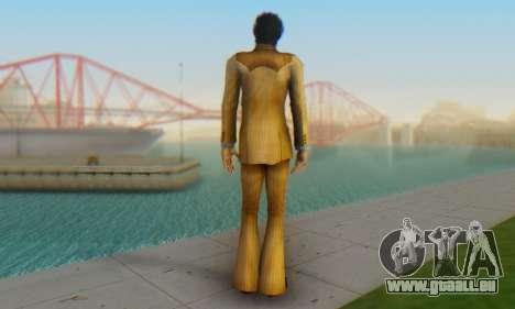 Dynasty Warriors 8 XLCE Li Dian DLC für GTA San Andreas zweiten Screenshot