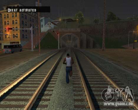 Colormod Dark Low für GTA San Andreas zehnten Screenshot