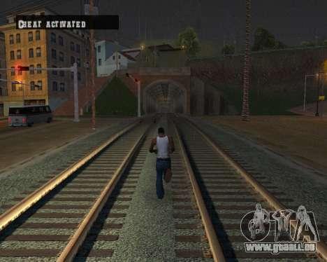 Colormod Dark Low pour GTA San Andreas dixième écran