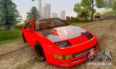 Nissan 300XZ The Rolling für GTA San Andreas