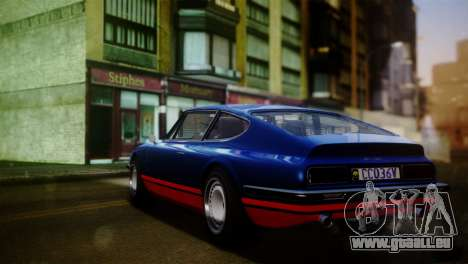 GTA 5 Lampadati Pigalle pour GTA San Andreas laissé vue