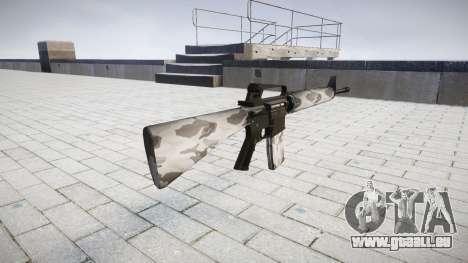 Le M16A2 fusil yukon pour GTA 4 secondes d'écran